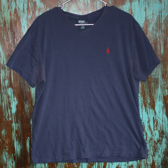 c1f1981c Polo by Ralph Lauren Shirts | Mens V Neck T Shirt | Poshmark